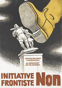 Initiative maconnerie 1938